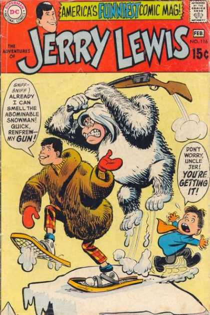 Adventures of Dean Martin and Jerry Lewis 116