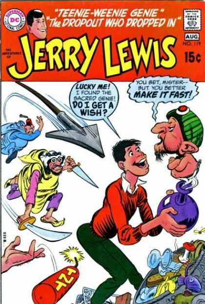 Adventures of Dean Martin and Jerry Lewis 119