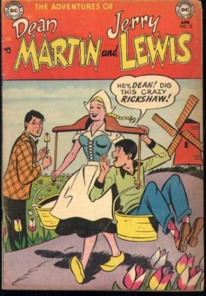 Adventures of Dean Martin and Jerry Lewis 12