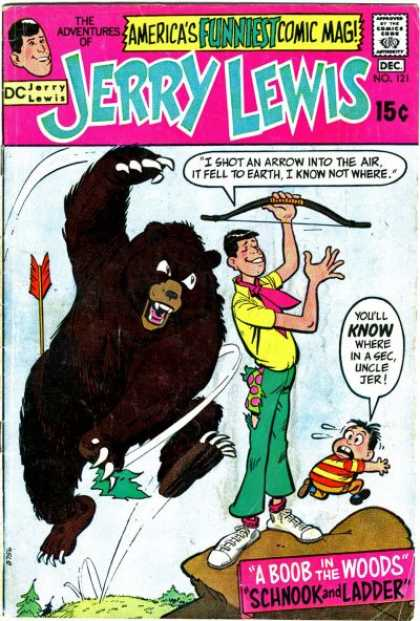 Adventures of Dean Martin and Jerry Lewis 121