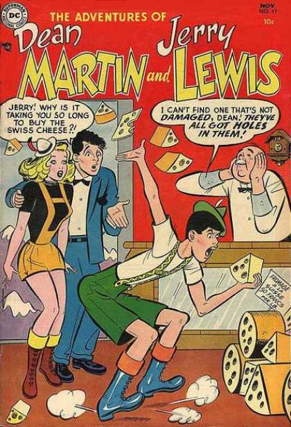 Adventures of Dean Martin and Jerry Lewis 17