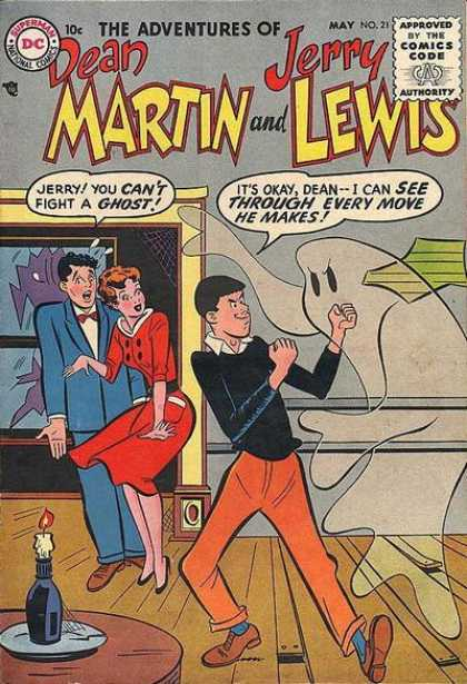 Adventures of Dean Martin and Jerry Lewis 21