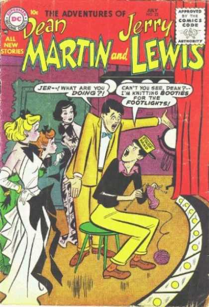 Adventures of Dean Martin and Jerry Lewis 22