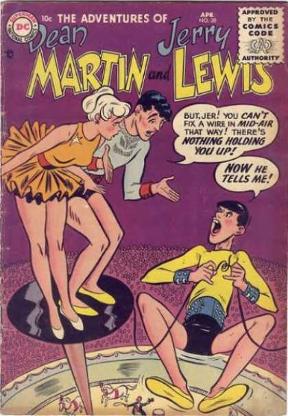 Adventures of Dean Martin and Jerry Lewis 28