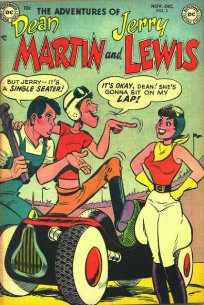 Adventures of Dean Martin and Jerry Lewis 3