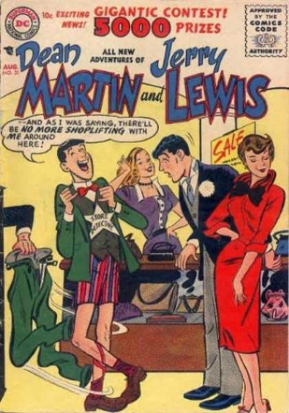 Adventures of Dean Martin and Jerry Lewis 31