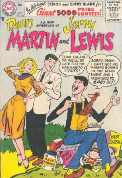 Adventures of Dean Martin and Jerry Lewis 32