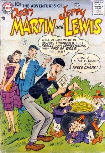 Adventures of Dean Martin and Jerry Lewis 36