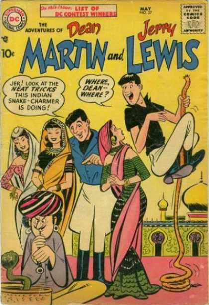 Adventures of Dean Martin and Jerry Lewis 37