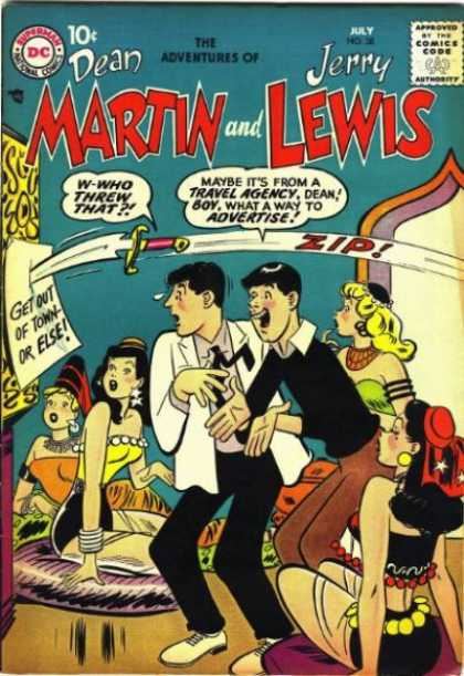 Adventures of Dean Martin and Jerry Lewis 38