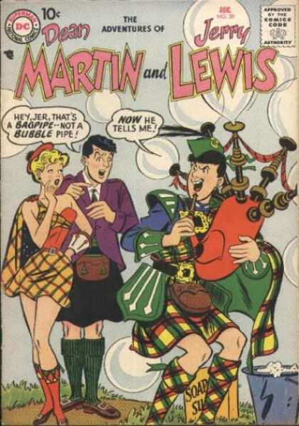 Adventures of Dean Martin and Jerry Lewis 39
