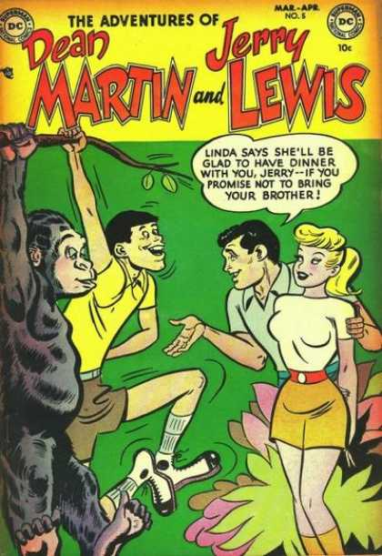 Adventures of Dean Martin and Jerry Lewis 5
