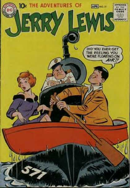 Adventures of Dean Martin and Jerry Lewis 51