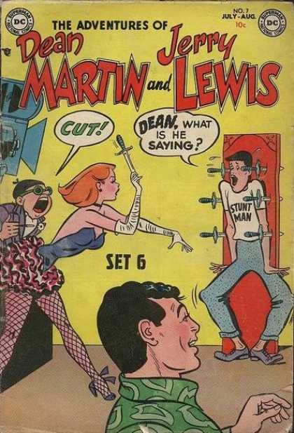 Adventures of Dean Martin and Jerry Lewis 7