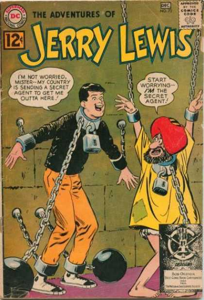 Adventures of Dean Martin and Jerry Lewis 73