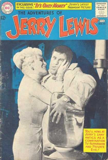 Adventures of Dean Martin and Jerry Lewis 74