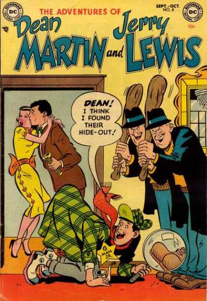Adventures of Dean Martin and Jerry Lewis 8