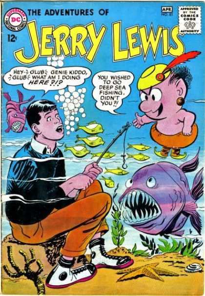 Adventures of Dean Martin and Jerry Lewis 81