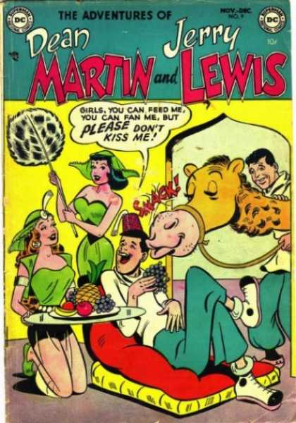 Adventures of Dean Martin and Jerry Lewis 9