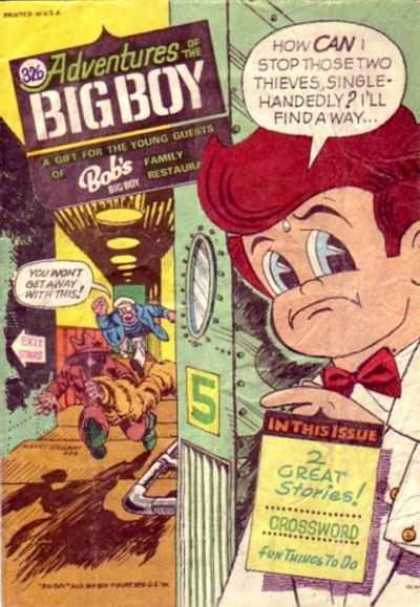 Adventures of the Big Boy 326 - 2 Great Stories - Theif - Fun Things To Do - Captain - Door
