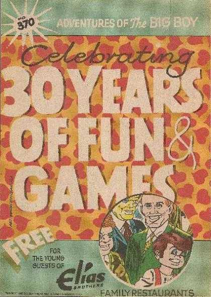 Adventures of the Big Boy 370 - Hearts - Free - Family - Fun - Games