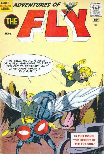Adventures of the Fly 14