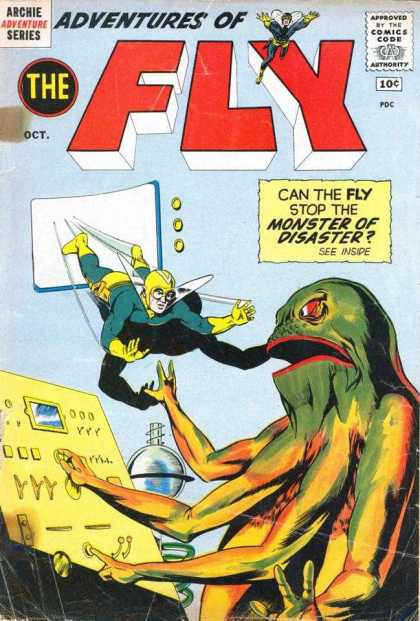 Adventures of the Fly 15