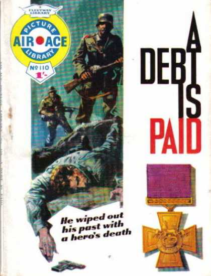 Air Ace Picture Library 110