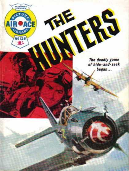 Air Ace Picture Library 126