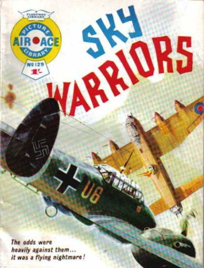Air Ace Picture Library 129