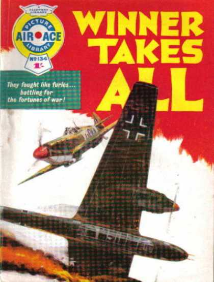Air Ace Picture Library 134