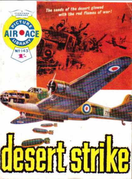 Air Ace Picture Library 143