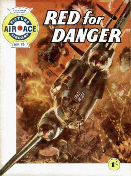 Air Ace Picture Library 15