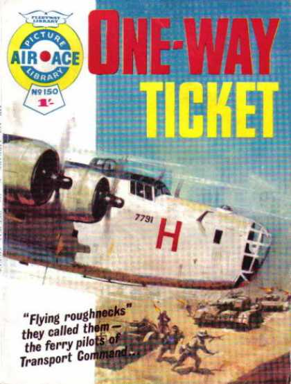 Air Ace Picture Library 150