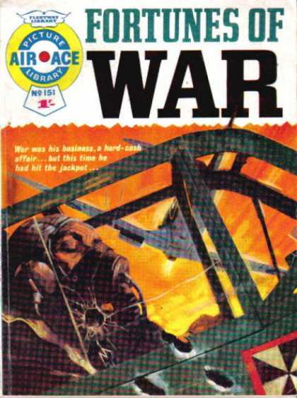Air Ace Picture Library 151