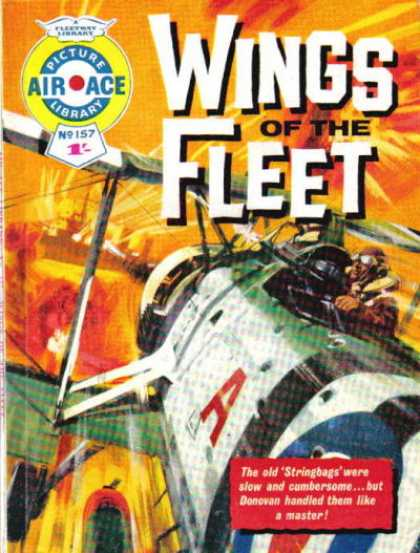 Air Ace Picture Library 157