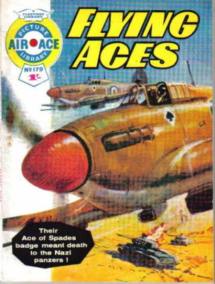 Air Ace Picture Library 179