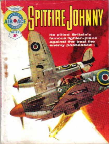 Air Ace Picture Library 183
