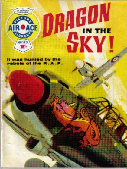 Air Ace Picture Library 193