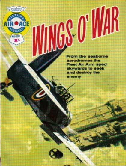 Air Ace Picture Library 194