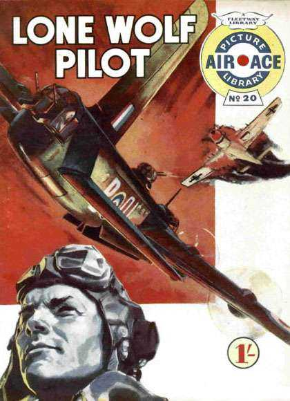 Air Ace Picture Library 20