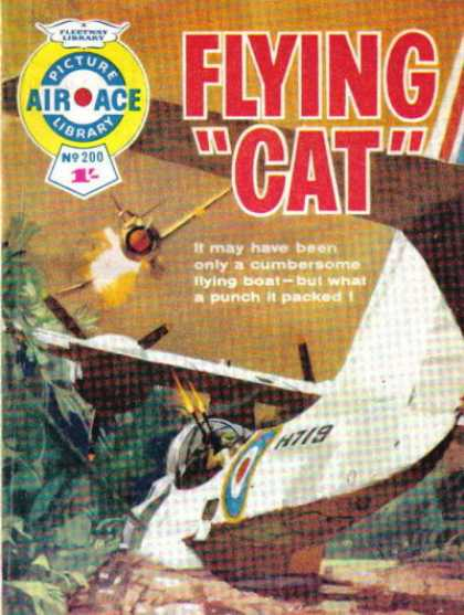 Air Ace Picture Library 200