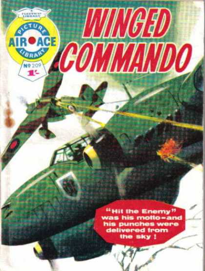 Air Ace Picture Library 209