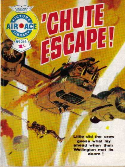 Air Ace Picture Library 214