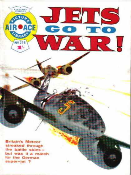 Air Ace Picture Library 216