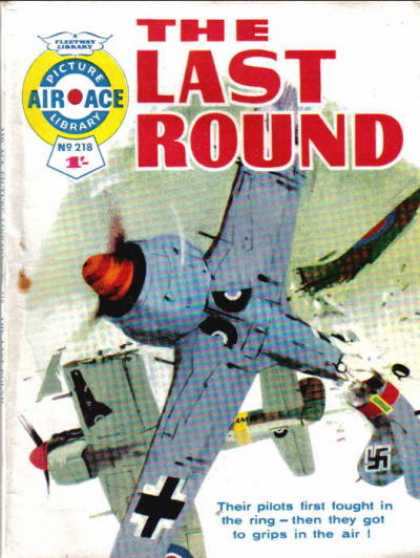 Air Ace Picture Library 218