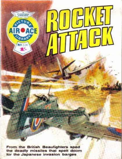 Air Ace Picture Library 224