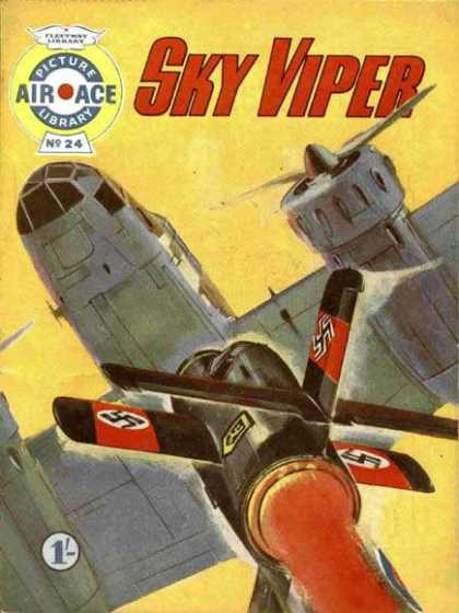 Air Ace Picture Library 24