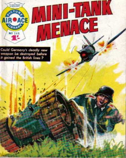 Air Ace Picture Library 246