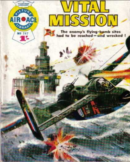 Air Ace Picture Library 247